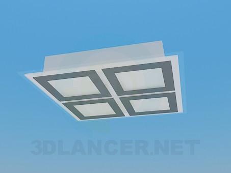 3d model Light office - preview