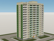 16 floor house 144 series