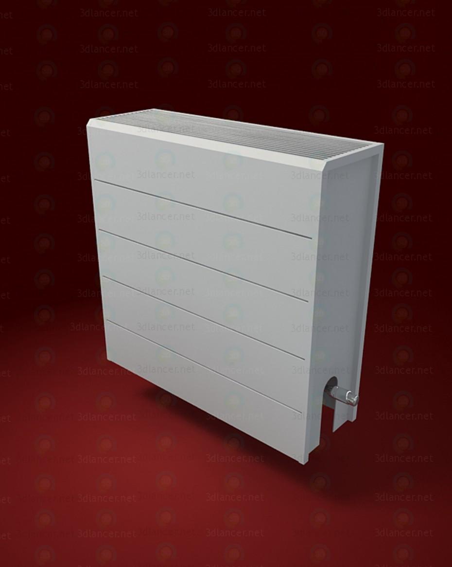 3d модель Радиатор TEMW-15 50x50 – превью