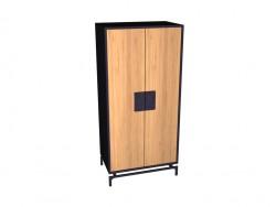 Шафа 2-дверна