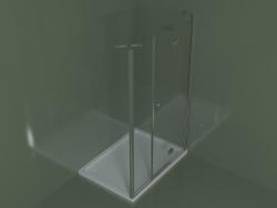 Cabina doccia SM per box doccia ad incasso oltre i 98 cm