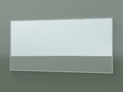 Mirror Rettangolo (8ATDB0001, Glacier White C01, Н 48, L 96 cm)