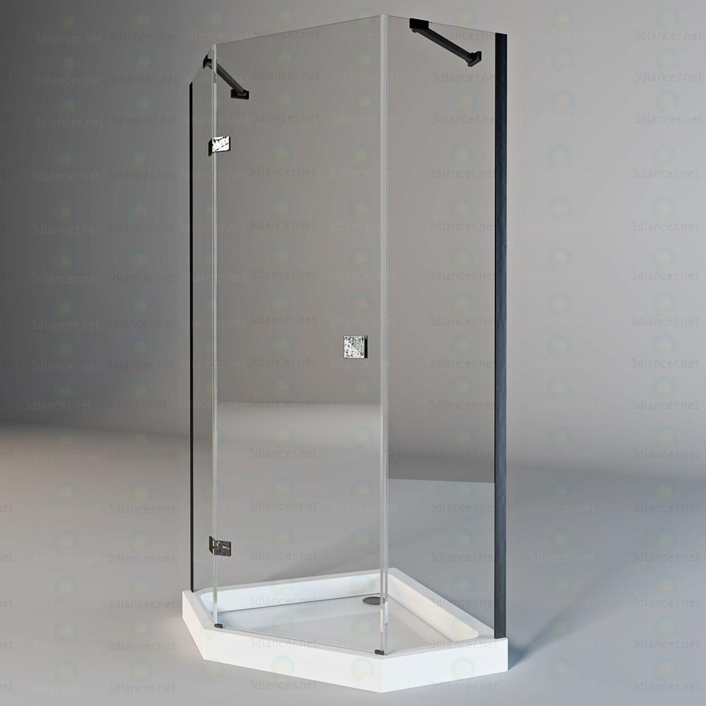 3d model Shower - preview