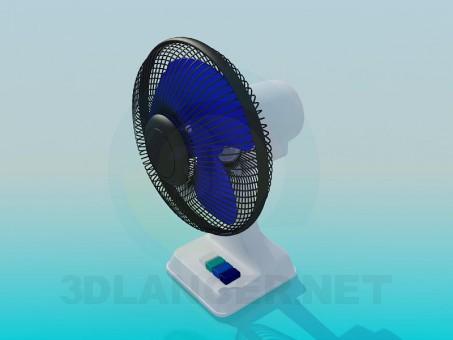 3d model Fan - preview