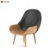3d model Minimalist wood / plastic chair - preview
