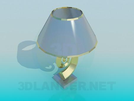 descarga gratuita de 3D modelado modelo Lámpara de lectura
