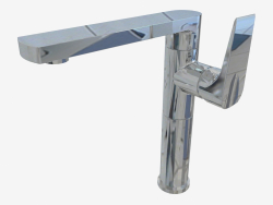 Washbasin faucet with raised casing Gardenia (BEG 021K)