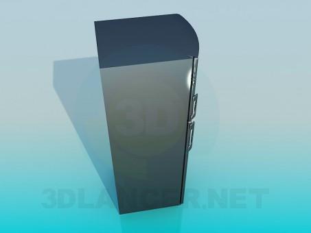 3d модель Холодильник – превью