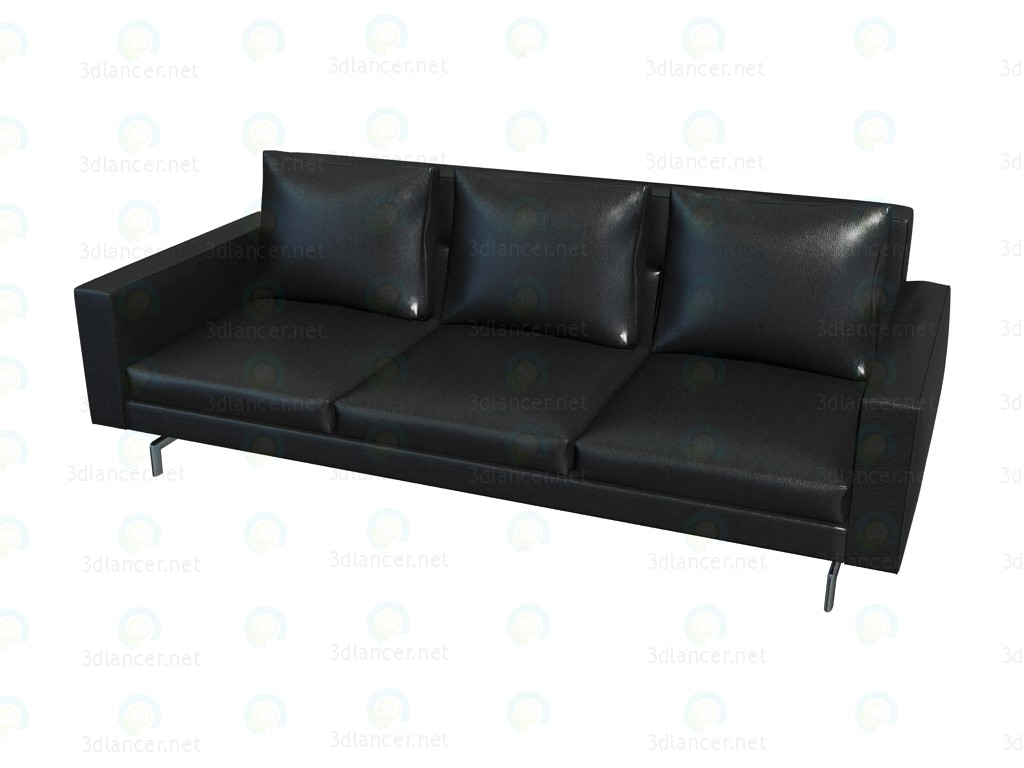 3d model Sofa Sherman. 93 High-Back (219X78X93) - preview