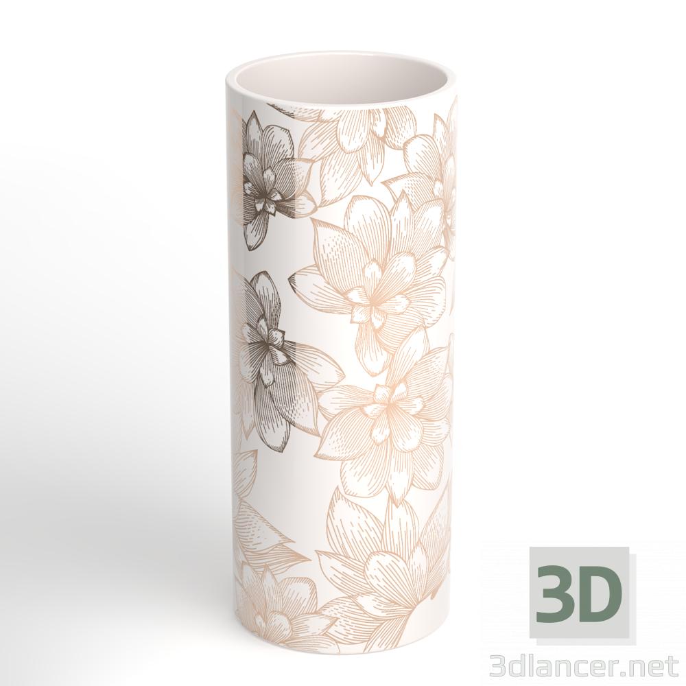 3d model Vase GENESE - preview