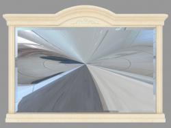 Mirror to the dresser (1618x79x1123)