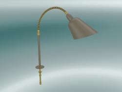 Table lamp Bellevue (AJ10, Gray Beige & Brass)