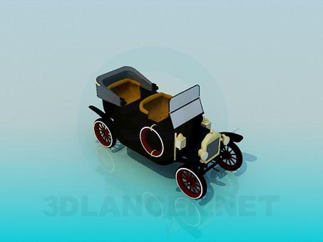 3d modeling Rarity car model free download