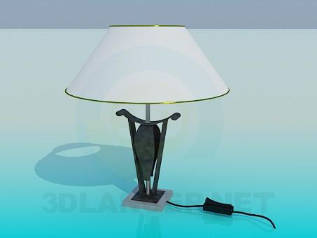 modelo 3D Luz de noche - escuchar