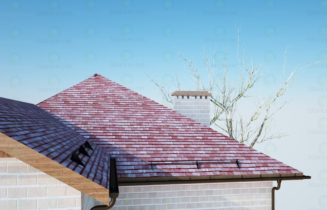 "Image 1 for model ""Soft roof"""
