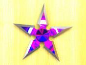 Ніндзя-зірка Негідний спінінж