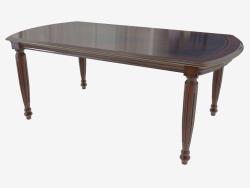 Sliding dining table (2000-2400х780х1050)