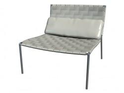 कुर्सी Klasen (77 x 81 x 74)
