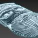 3d Warrior mask model buy - render