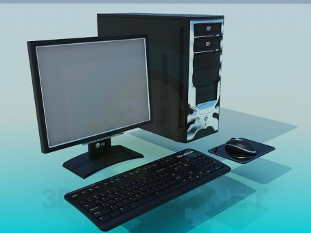 3d modeling PC model free download