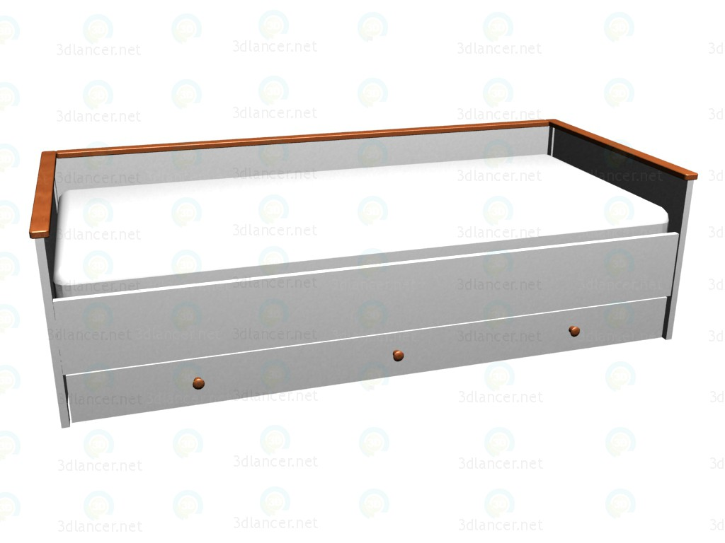 3d model Sofa bed VOX - preview