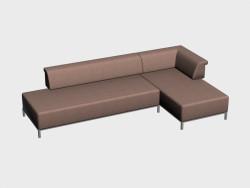 Modular (corner) sofa Borneo