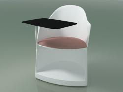 कुर्सी 2305 (पहियों, एक तकिया और एक मेज, PA00001, PC00001 पॉलीप्रोपाइलीन के साथ)