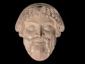 Maschera greca