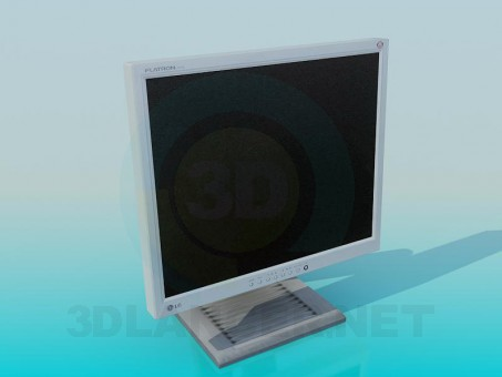 3d modeling Display model free download