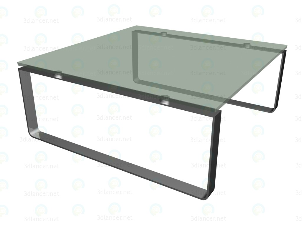 3d modeling Coffee table 8710-200 model free download
