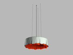 Suspension lamp Tutu pendel
