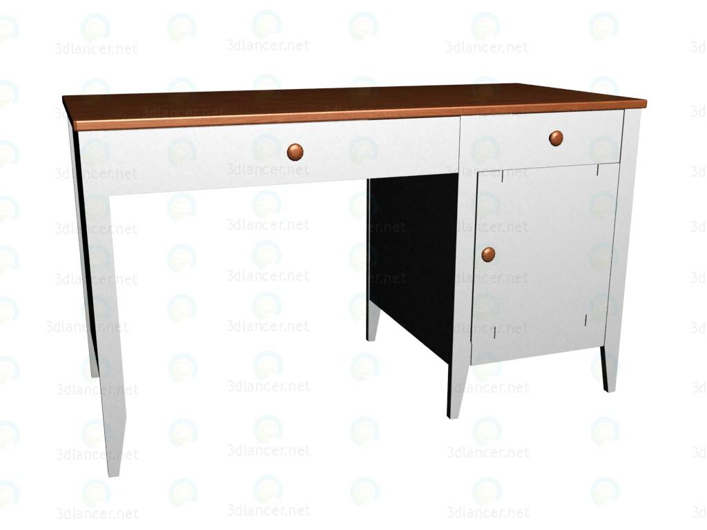 3d модель Стол письменный VOX – превью