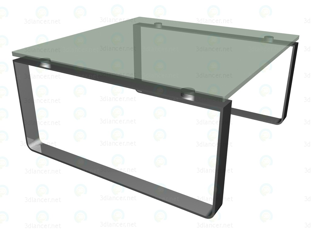 3d Model Coffee Table 8710 100 Rolf Benz Collection