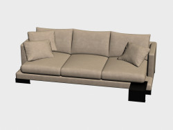 Triple sofa Lancaster