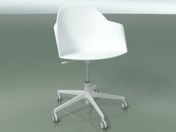 Chair 2310 (5 wheels, PA00001, polypropylene PC00001)