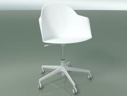 कुर्सी 2310 (5 पहियों, PA00001, पॉलीप्रोपाइलीन PC00001)