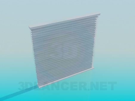 3d модель Віконні жалюзі – превью
