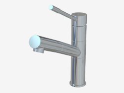 Single lever washbasin mixer (23530)