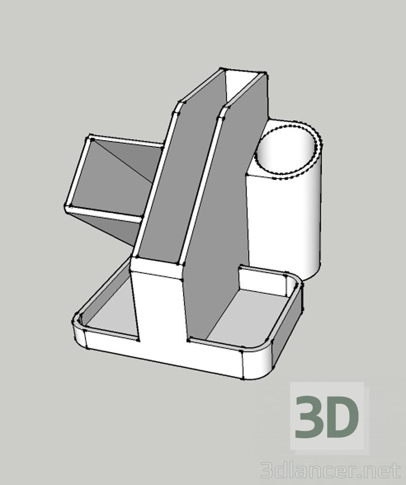 3d model Organizer - preview
