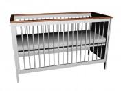 Кроватка 140х70