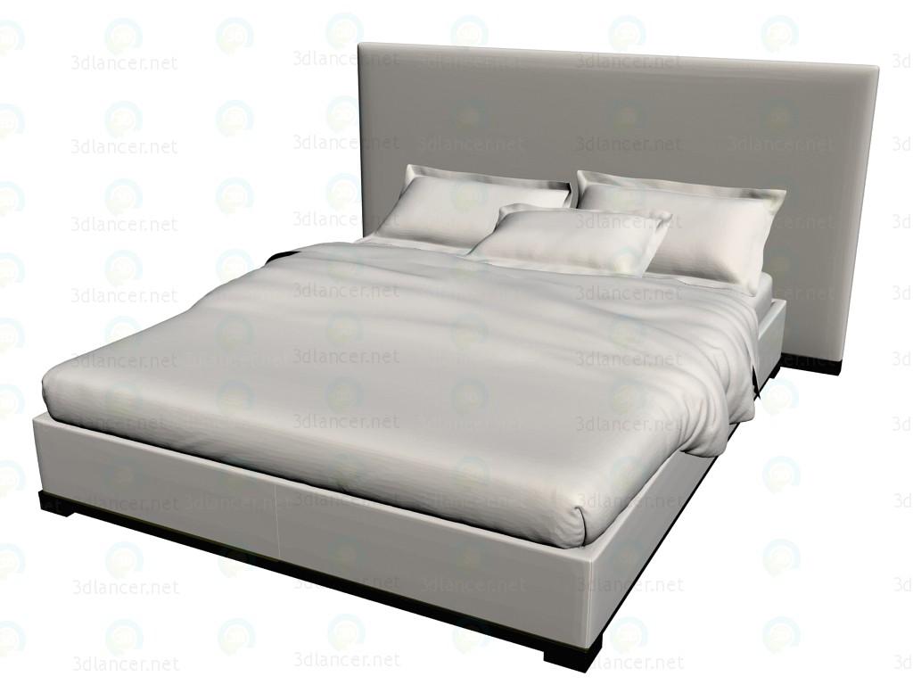 3d моделирование Кровать 2045 4 модель скачать бесплатно