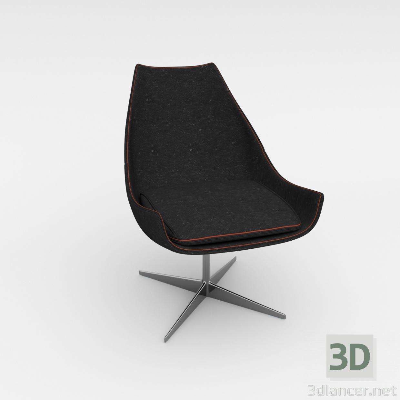 3 डी देसी एगो आर्मचेयर मॉडल खरीद - रेंडर