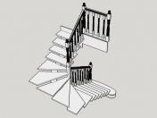 सीढ़ी का मॉडल