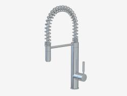 वियोज्य पानी के साथ घुमावदार उच्च मिक्सर (29801)