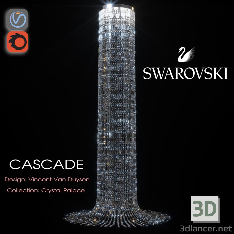 3d model Swarovski CASADE, max(2013), High-tech- Free