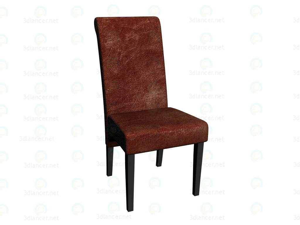 3d model Isis Vintage Chair - preview