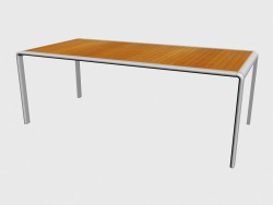 Teak dining table Top Dining Table 51770