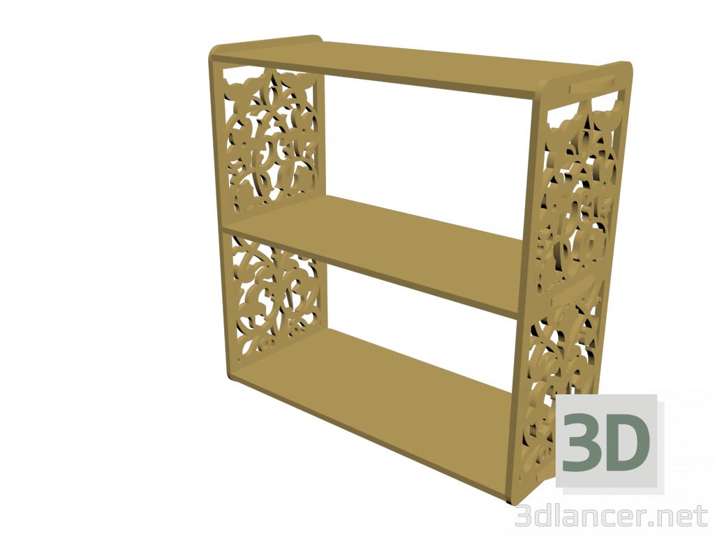 "3d model Shelf ""Narcissus"" - preview"
