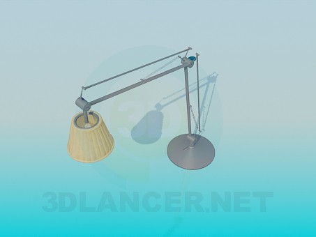 3d model Table-lamp - preview