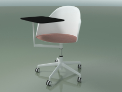 Chair 2315 (5 wheels, with table and cushion, PA00001, polypropylene PC00001)